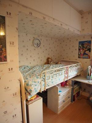 子供室リフォーム